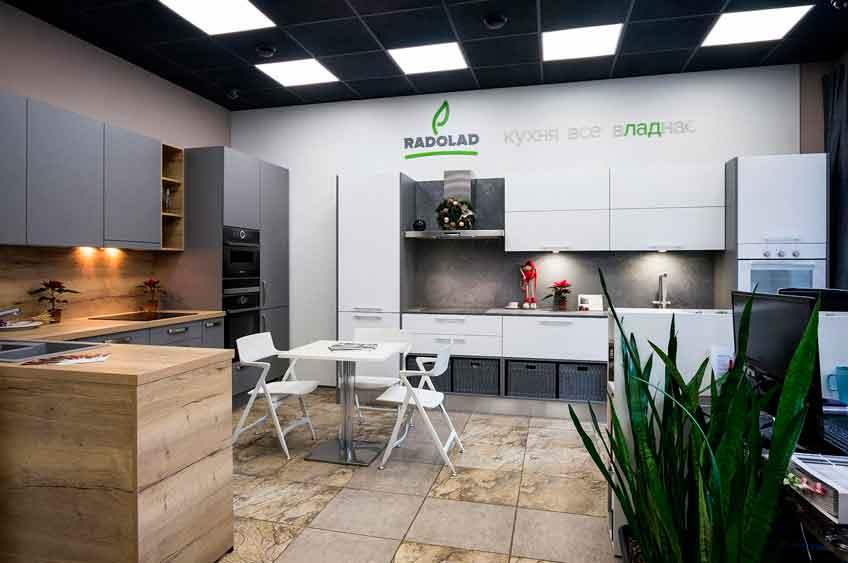 Кухонная мебель Радолад
